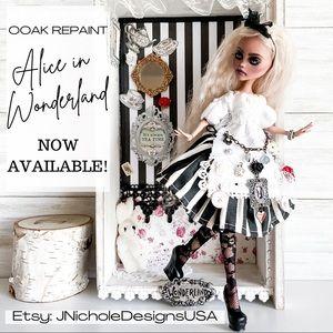 Monster High OOAK Art Doll
